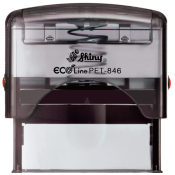 PET-846 ECO Style Self-inking Satmp