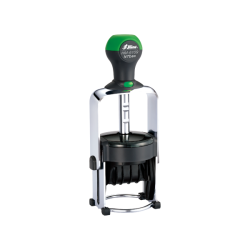 H-6109 Heavy Duty Round Self-Inking Dater