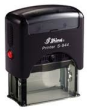 Browse our wide selection of self inking stamps. For discounts or free shipping on bulk orders, call us at 323.463.3111.