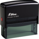 S-833 Self-Inking Stamp