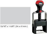 H-6000 Heavy Duty Self-Inking Stamp