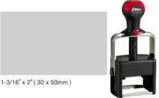 H-6003 Heavy Duty Self-Inking Stamp
