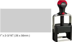 H-6004 Heavy Duty Self-Inking Stamp