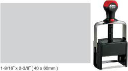 H-6007 Heavy Duty Self-Inking Stamp