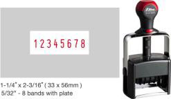 H-61608 - H-61608 Heavy Duty Self-Inking Numberer